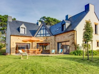 4 bedroom Villa in La Trinite-sur-Mer, Brittany, France : ref 5503795