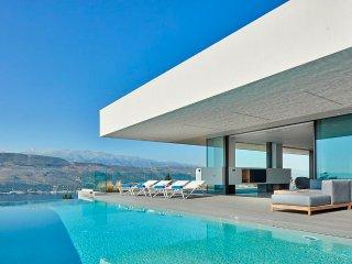 5 bedroom Villa in Pithári, Crete, Greece : ref 5503426