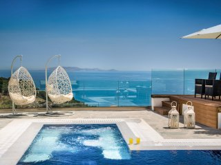 5 bedroom Villa in Agios Dimitrios Rodias, Crete, Greece : ref 5503423