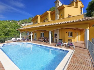 4 bedroom Villa in Tamariu, Catalonia, Spain : ref 5503421