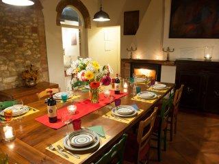 7 bedroom Villa in Razzaia, Tuscany, Italy : ref 5503371