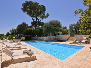 3 bedroom Villa in Laureto, Apulia, Italy : ref 5503262