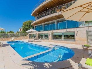 5 bedroom Villa in Alcanada, Balearic Islands, Spain : ref 5503260