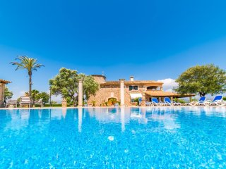 5 bedroom Villa in sa Pobla, Balearic Islands, Spain : ref 5503246