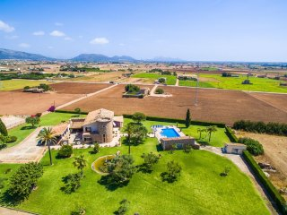 5 bedroom Villa in sa Pobla, Balearic Islands, Spain : ref 5503246