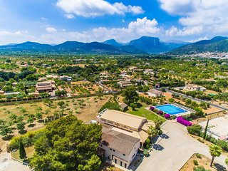 6 bedroom Villa in Lloseta, Balearic Islands, Spain : ref 5503244