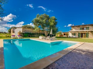 3 bedroom Villa in Can Picafort, Balearic Islands, Spain : ref 5503229