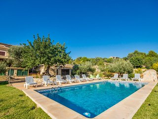 7 bedroom Villa in Inca, Balearic Islands, Spain : ref 5503208