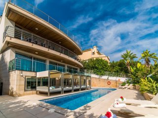 5 bedroom Villa in Alcanada, Balearic Islands, Spain : ref 5503196