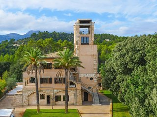 7 bedroom Villa in Selva, Balearic Islands, Spain : ref 5503163