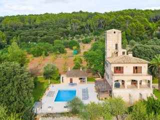 6 bedroom Villa in Selva, Balearic Islands, Spain : ref 5503163