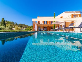 4 bedroom Villa in Selva, Balearic Islands, Spain : ref 5503136