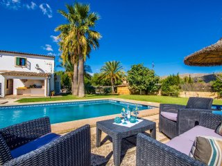 6 bedroom Villa in Pollença, Balearic Islands, Spain : ref 5503134