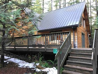 Glacier Holiday Cabin or bungalow 9670