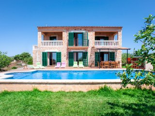 4 bedroom Villa in Calonge, Balearic Islands, Spain : ref 5502939
