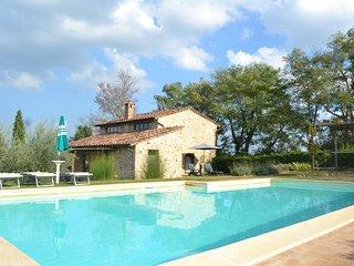 3 bedroom Villa in Casale Marittimo, Tuscany, Italy : ref 5502863