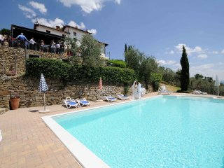 5 bedroom Villa in Malva Nuova Squarcia, Tuscany, Italy : ref 5502862