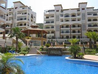 Luxe appartement Marjal Beach met zeezicht