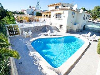 4 bedroom Villa in Casas de Torrat, Valencia, Spain : ref 5490190