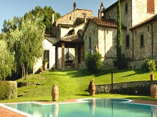 5 bedroom Villa in Monsummano Terme, Tuscany, Italy : ref 5489561