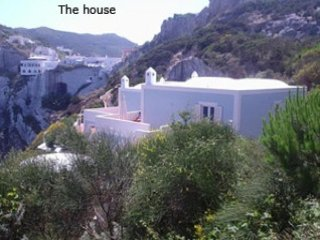 4 bedroom Villa in Ponza, Latium, Italy : ref 5489543