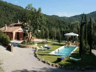 6 bedroom Villa in Citta di Castello, Umbria, Italy : ref 5489535