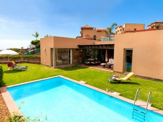 3 bedroom Villa in El Salobre, Canary Islands, Spain : ref 5489431