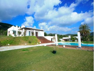 6 bedroom Villa in San Jose, Balearic Islands, Spain : ref 5489398