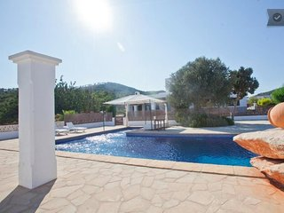3 bedroom Villa in Ibiza Town, Balearic Islands, Spain : ref 5489395