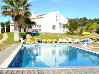 7 bedroom Villa in Bensafrim, Faro, Portugal : ref 5489386