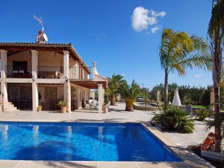 5 bedroom Villa in Lloseta, Balearic Islands, Spain : ref 5489377