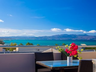 4 bedroom Villa in Agia Marina, Crete, Greece : ref 5488000