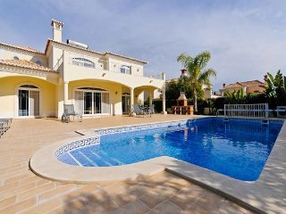 4 bedroom Villa in Alcaria do Joao, Faro, Portugal : ref 5480361