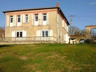 Maison de caractère entre Toulouse et Montauban