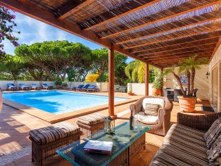 Vale do Lobo Villa with Pool Air Con and WiFi - 5480275