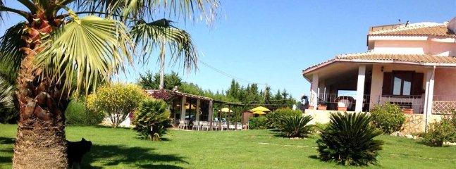 3 bedroom Villa in Tenuta Sella e Mosca, Sardinia, Italy : ref 5476460