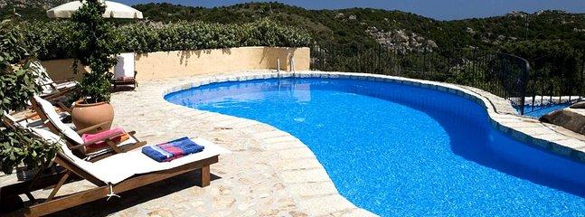 3 bedroom Villa in Abbiadori, Sardinia, Italy : ref 5476444
