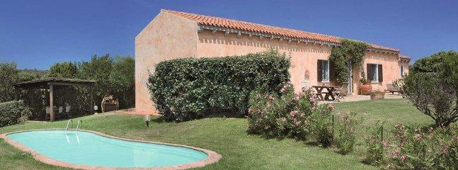 3 bedroom Villa in Palau, Sardinia, Italy : ref 5476434