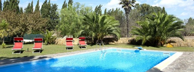 Tenuta Sella e Mosca Villa Sleeps 8 with Pool Air Con and WiFi - 5805761