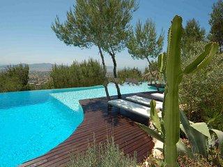 6 bedroom Villa in Ibiza Town, Balearic Islands, Spain : ref 5476418