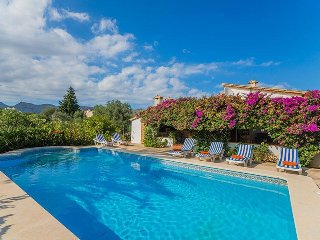 3 bedroom Villa in Pollenca, Balearic Islands, Spain : ref 5475242
