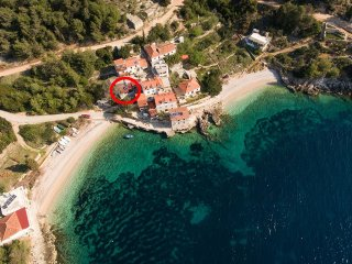 One bedroom house Tvrdni Dolac, Hvar (K-13018)