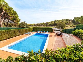 5 bedroom Villa in Les Bateries, Catalonia, Spain : ref 5456935