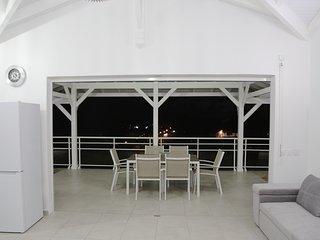 séjour terrasse