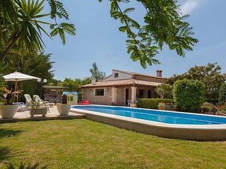4 bedroom Villa in Port de Pollença, Balearic Islands, Spain : ref 5455247