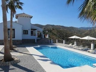 4 bedroom Villa in Frigiliana, Andalusia, Spain : ref 5455198