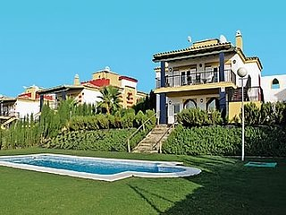 4 bedroom Villa in Sanlucar de Barrameda, Andalusia, Spain : ref 5455108