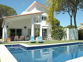 5 bedroom Villa in Roche, Andalusia, Spain : ref 5455018