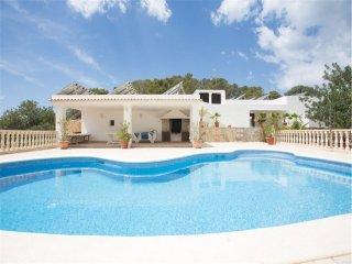 5 bedroom Villa in Cala Gracio, Balearic Islands, Spain : ref 5454933