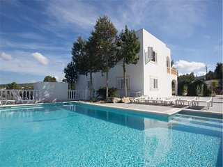 6 bedroom Villa in Cala d'en Bou, Balearic Islands, Spain : ref 5454931